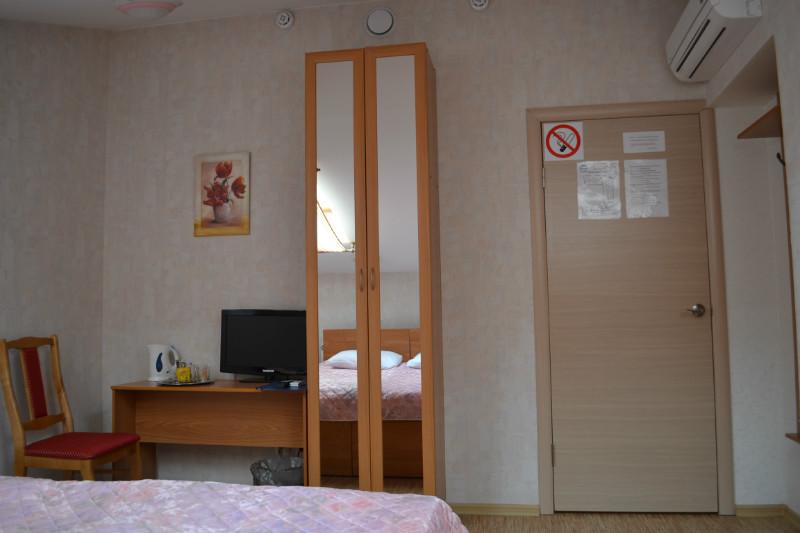 Фото номера отеля Кристайл в г. Ярославль